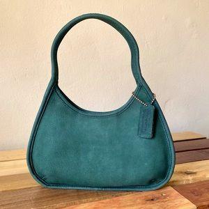 Vintage Coach 👜 90's Sonoma Ergo Mini Bag in Sage
